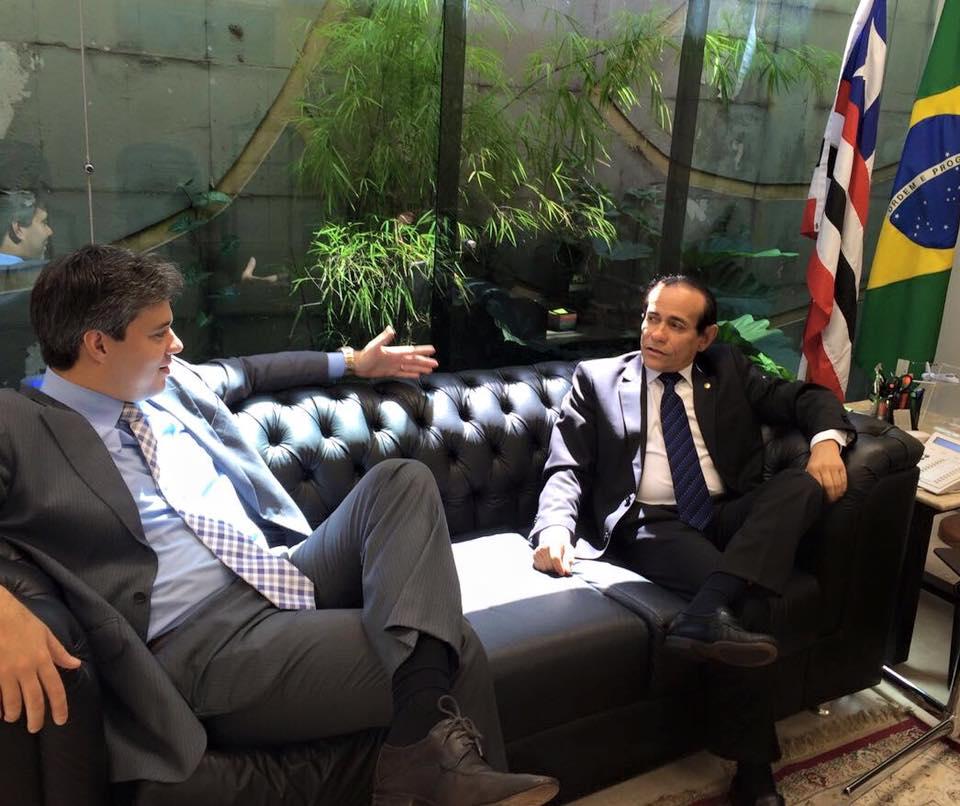 Pinto Itamaraty articula forte nos bastidores para levar desenvolvimento aos municípios