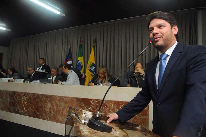 Vereador Rômulo Franco