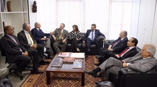 Reunião da cúpula PSDB PPS, acordo a vista