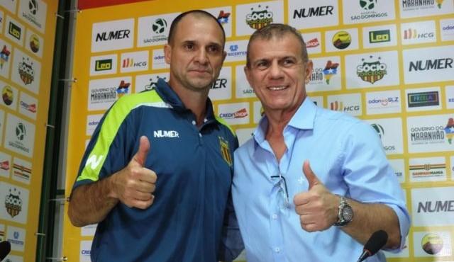 Wagner Lopes e Sérgio Frota vão conversar ainda nesta segunda