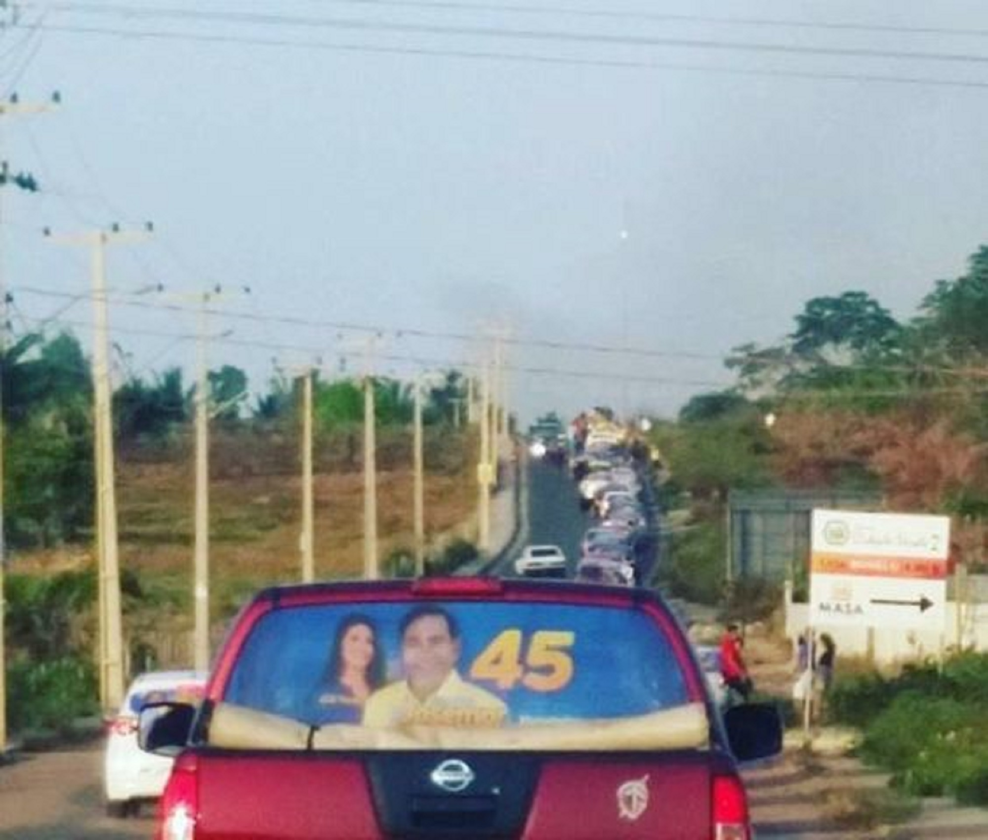 Carreata do 45